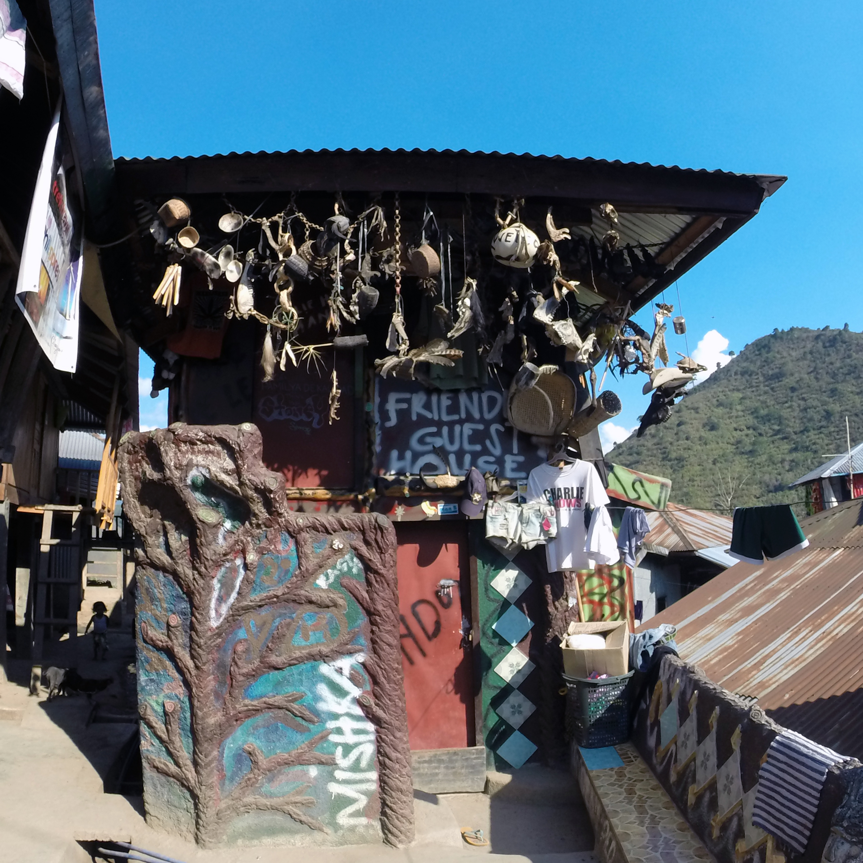 Buscalan Kalinga Home of the last Kalinga tattoo artist Whang od