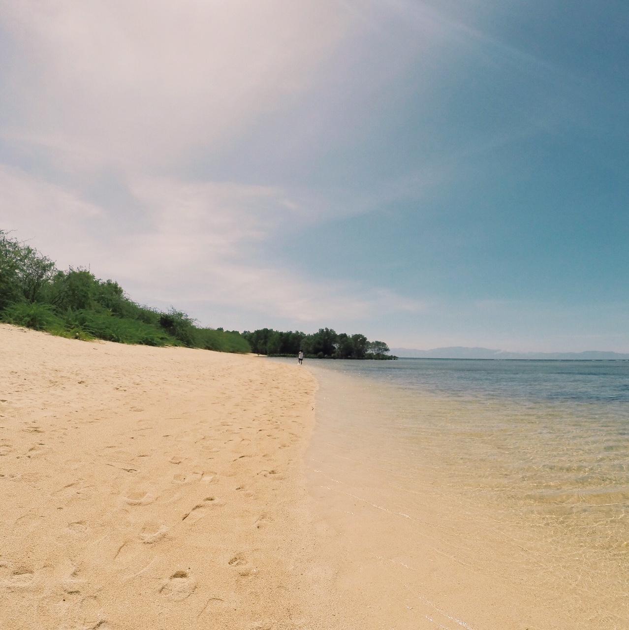 "The ""secret"" beach"