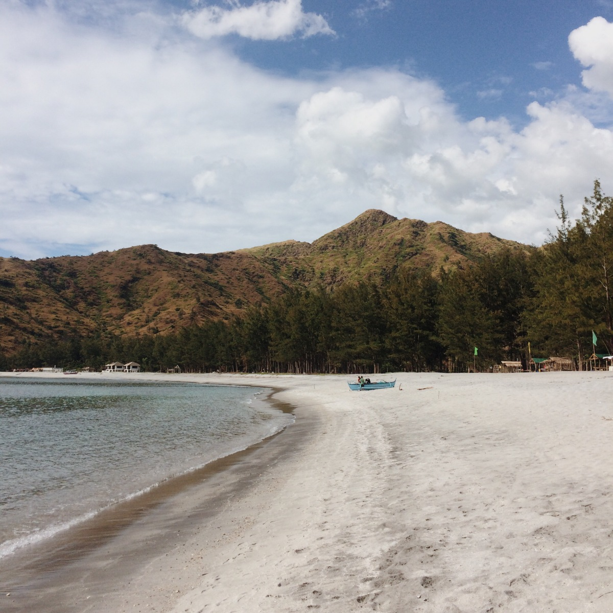 Talisayin Cove Zambales: Laid-back Beach Camping Escape