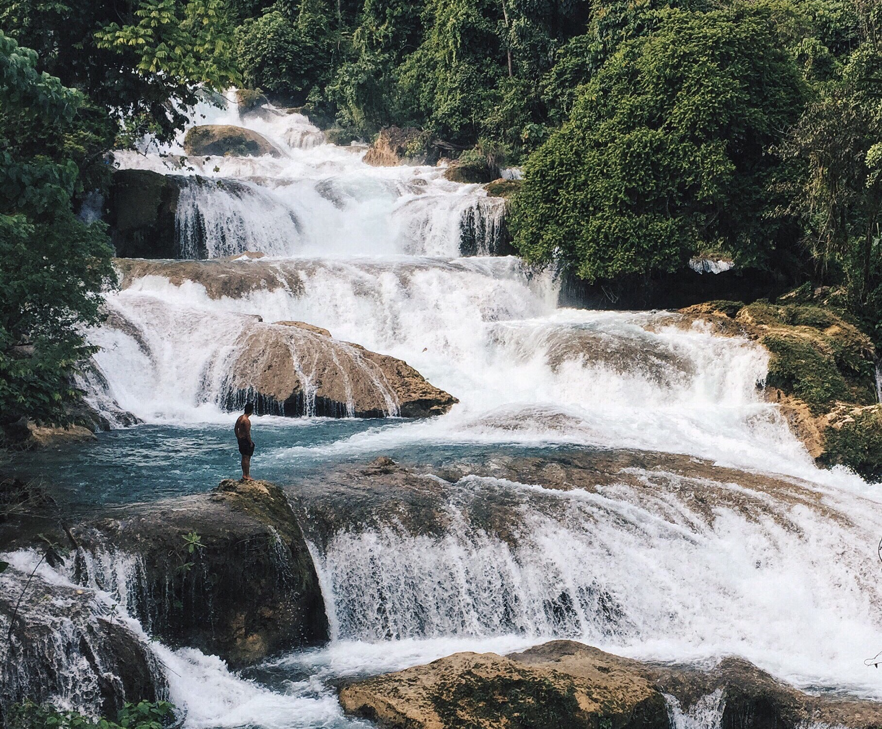 Aliwagwag Falls Davao Oriental Most Beautiful Waterfall In The Philippines Thelostkidsph