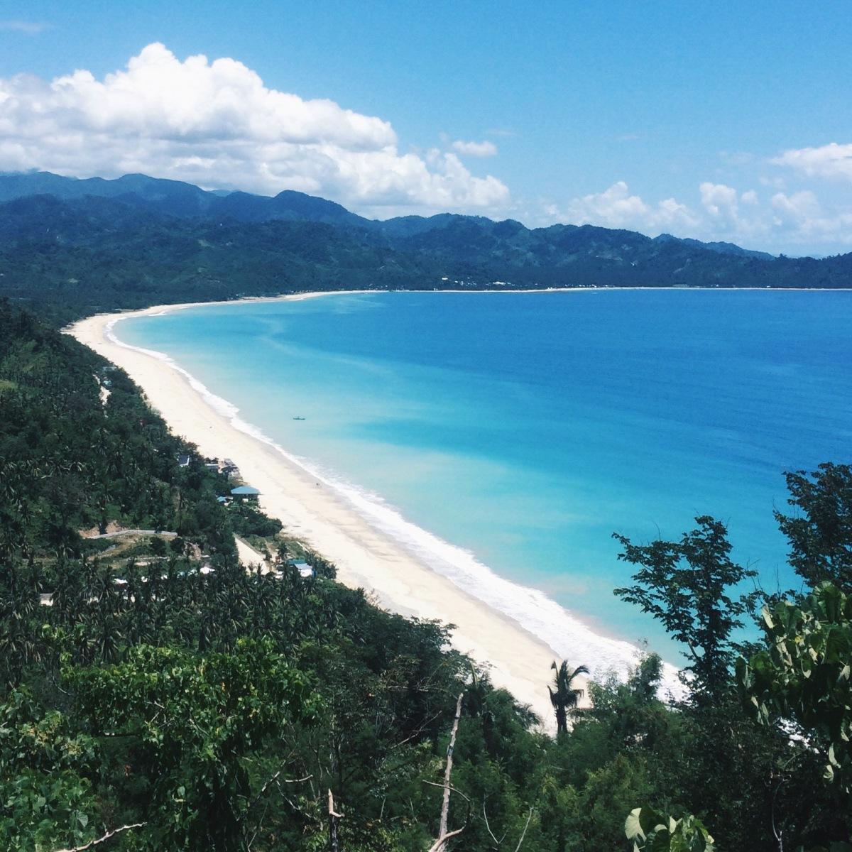 Dipaculao Beach Aurora A Hidden White Sand Paradise Beyond Baler Thelostkidsph
