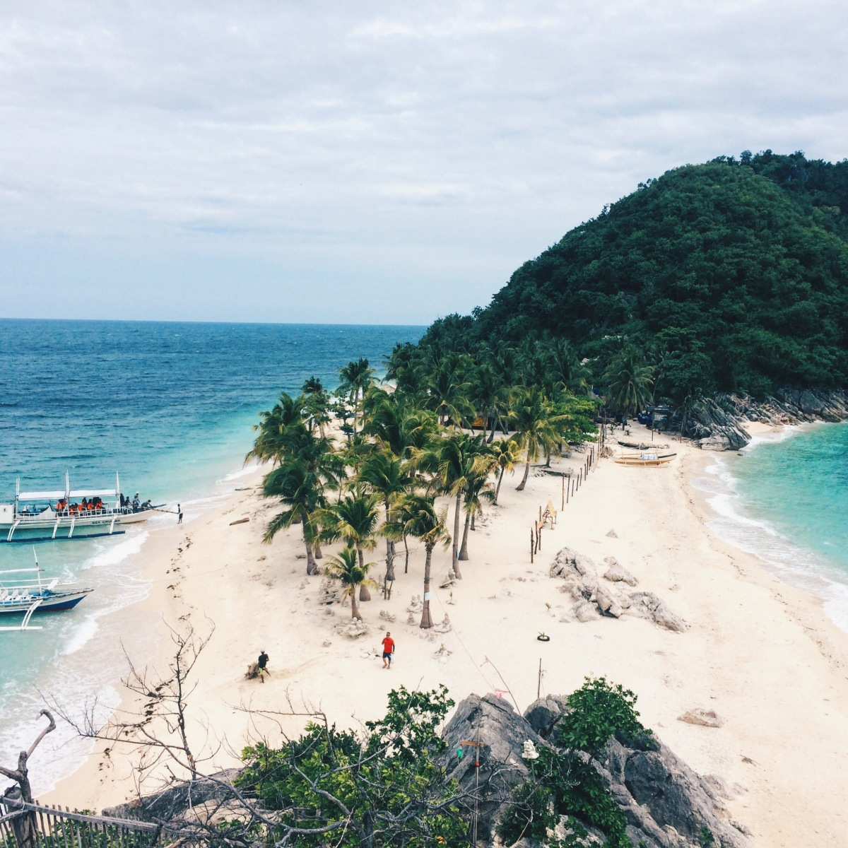 Beach Island: Islas De Gigantes Carles Iloilo: A DIY Travel Guide To The