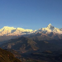 Pokhara Nepal Travel Guide: Breathtaking Views of the Annapurna Mountain Range