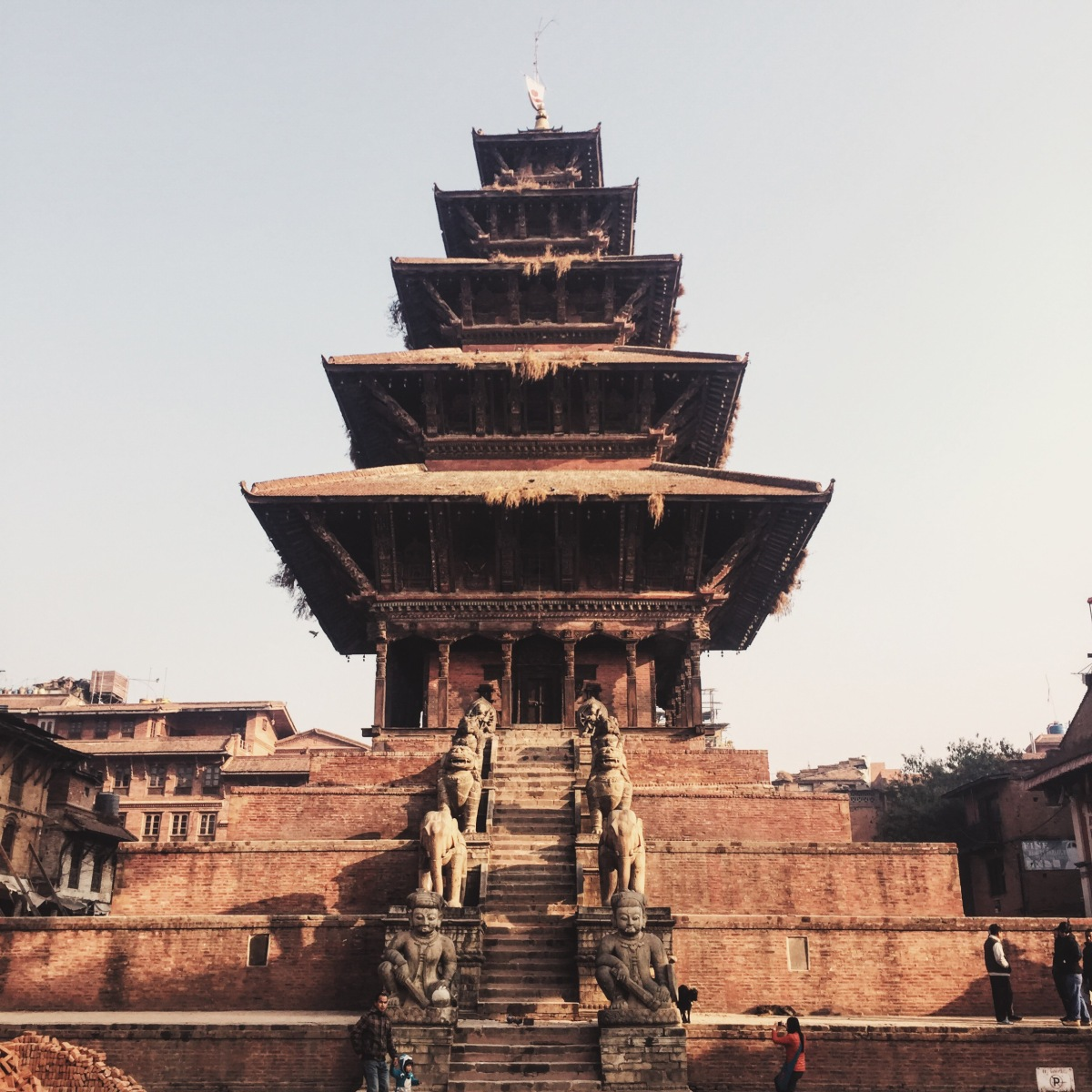 Best Tattoo In Kathmandu And Pokhara Nepal: Bhaktapur And Nagarkot Budget Travel Guide: Of Temples And