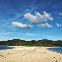 Bonbon Beach Sandbar: Secluded Paradise at Romblon,Romblon