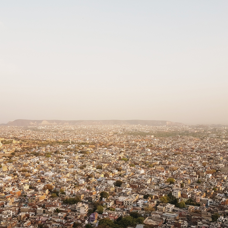 Jaipur can get really hot during summer